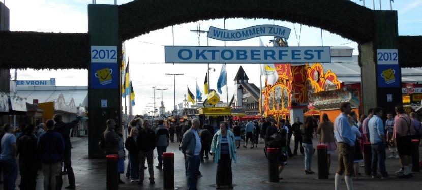 Oktoberfest 2012 inPictures